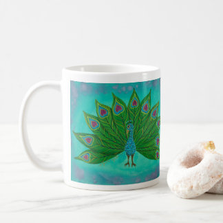 The Peacock Mug
