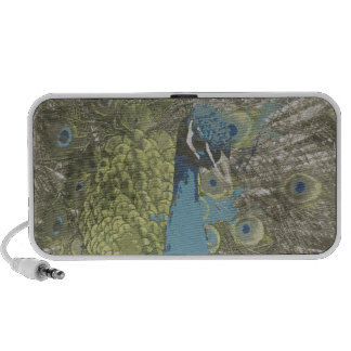 The Peacock Portable Speakers