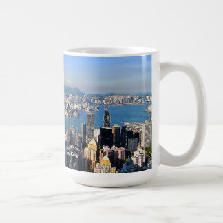 The Peak, Victoria Island, Hong Kong Mug