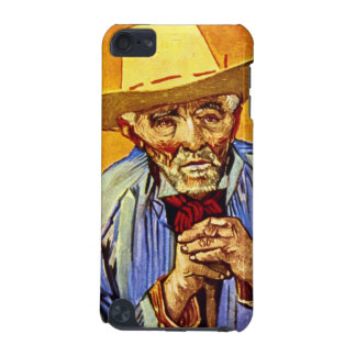 The Peasant by Vincent van Gogh iPod Touch (5th Generation) Cases