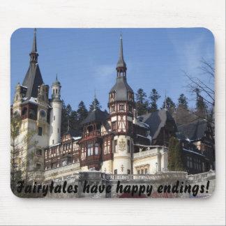 the Peles Castle Mousepad