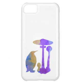 The Penguin And The Mushroom iPhone 5C Case