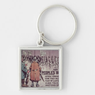 The People's Budget', 1909 Key Chains