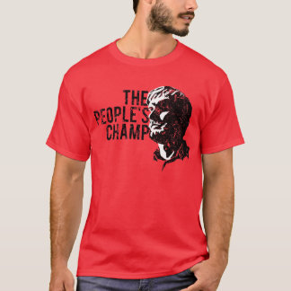 THE PEOPLE'S CHAMP RED T-Shirt