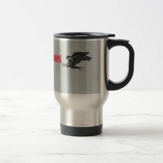 The Peregrine Stainless Steel Travel Mug