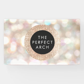 THE PERFECT ARCH BANNER
