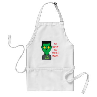 The perfect eco-friendly project standard apron