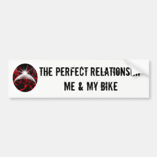 The perfect relationship sticker