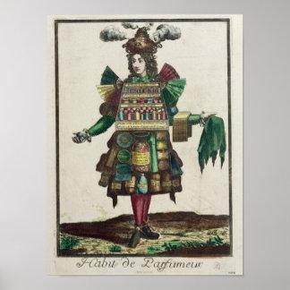 The Perfumer's Costume Print