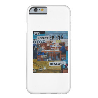 The Perks of Being a Wallflower Barely There iPhone 6 Case