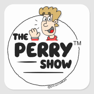 The Perry Show Stickers