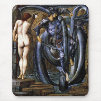 The Perseus Series The Doom Fulfilled Mouse Pad