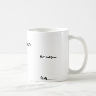 The Pessimist's Mug