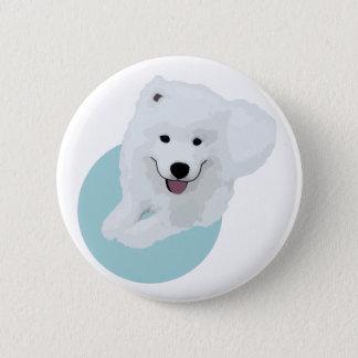 The Pet - Dog 6 Cm Round Badge