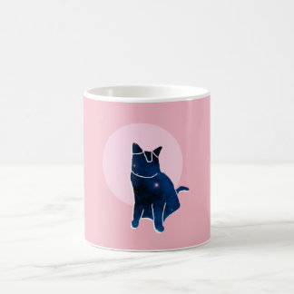 THE PET - GALAXY CAT COFFEE MUG