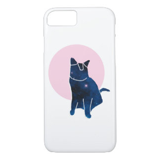 THE PET - GALAXY CAT iPhone 8/7 CASE