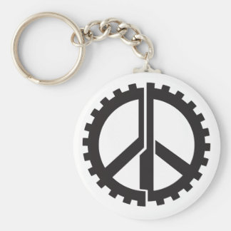 The PG Peace Gear Key Ring