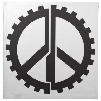 The PG Peace Gear Printed Napkins