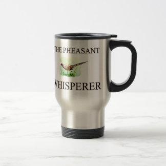 The Pheasant Whisperer Travel Mug