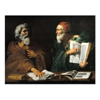 The Philosophers Post Cards