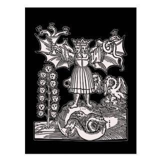 The Philosopher's Stone Postcard