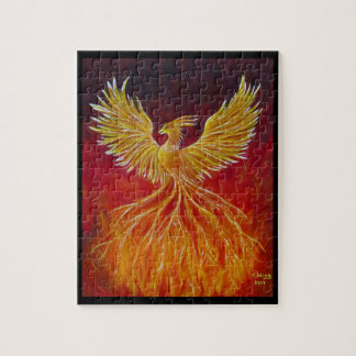 The Phoenix Jigsaw Puzzle