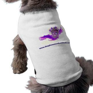 The Phoenix of Hotel Freds Apparel Bird Dog Sleeveless Dog Shirt