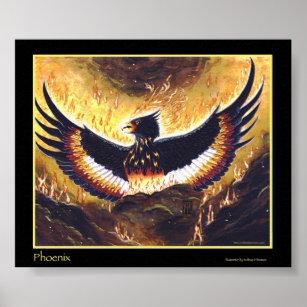 The Phoenix Rising Poster