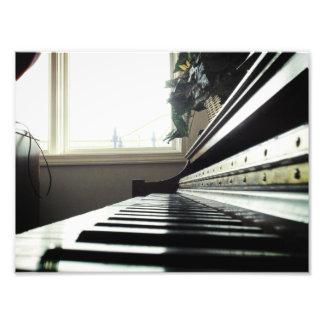 The Piano Photograph