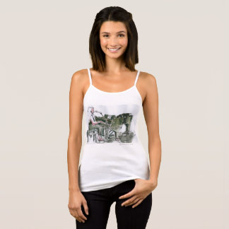 The Piano Player Singlet