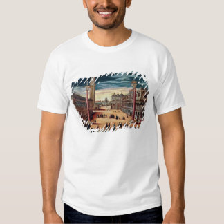The Piazzetta di San Marco, Venice Shirts