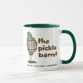 The Pickle Barrel Restaurants of Illinois Mug