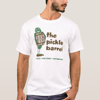 The Pickle Barrel Restaurants of Illinois T-Shirt