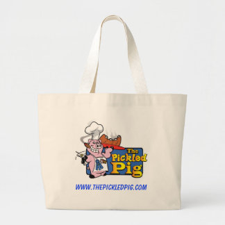 The Pickled Pig Tote Bag