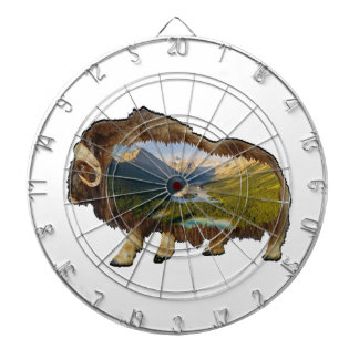 The Picture Within Dartboard