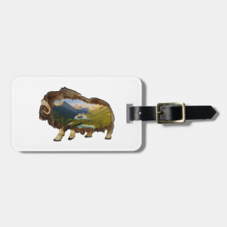 The Picture Within Luggage Tag