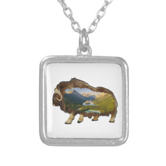 The Picture Within Silver Plated Necklace