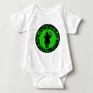 The Pied Piper Baby Bodysuit