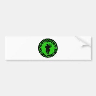 The Pied Piper Bumper Sticker