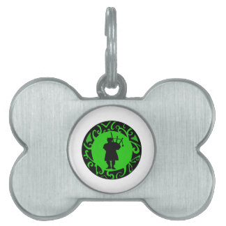 The Pied Piper Pet Tag