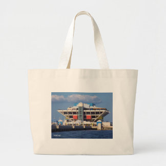 The Pier Large Tote Bag