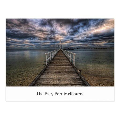 The Pier, Port Melbourne Postcards