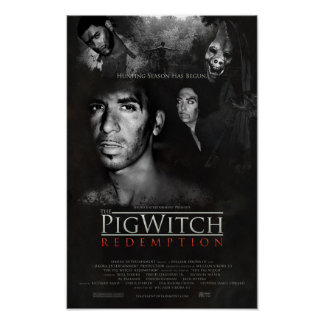 The Pig Witch Redemption Poster
