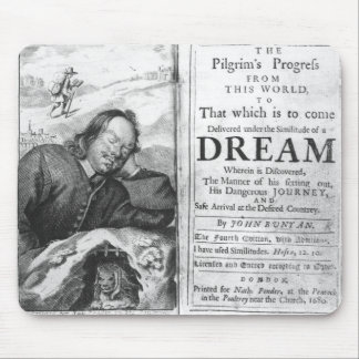 The Pilgrim's Progress' Mouse Pad