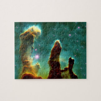 The Pillars of Creation Jigsaw Puzzles