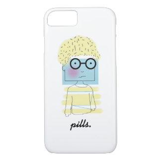 the pills iPhone 7 case