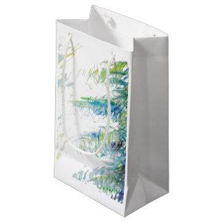 ''The pine'' Small Gift Bag