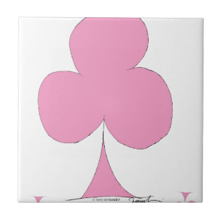 the pink club tile