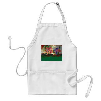 The Pink Flower> Childrens aprons