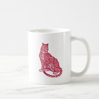 The Pink Panthers Basic White Mug